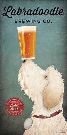 Doodle Beer Double II by Ryan Fowler