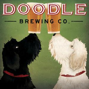 Doodle Beer Double III by Ryan Fowler