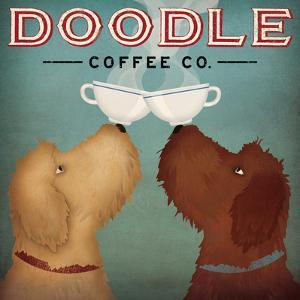 Doodle Coffee Double I by Ryan Fowler
