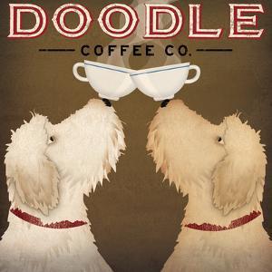 Doodle Coffee Double II by Ryan Fowler