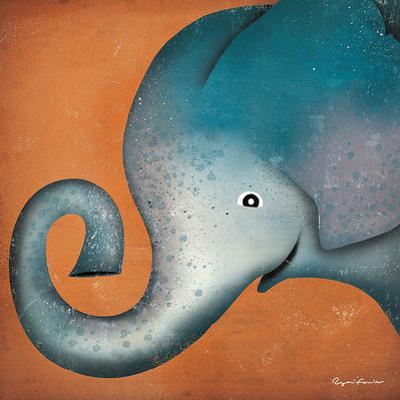 Elephant WOW by Ryan Fowler