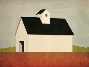 Fall Barn by Ryan Fowler