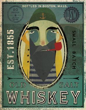 Fisherman VII Old Salt Whiskey by Ryan Fowler
