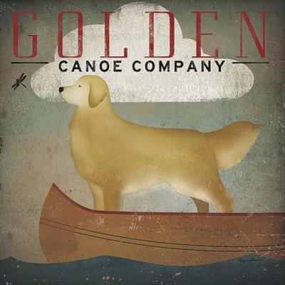 Golden Dog Canoe Co. by Ryan Fowler
