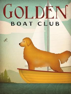 Golden Sail by Ryan Fowler