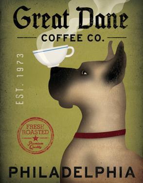 Great Dane Coffee Philadelphia by Ryan Fowler