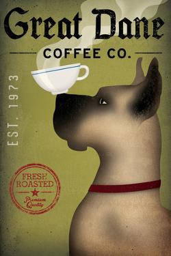 Great Dane Coffee by Ryan Fowler