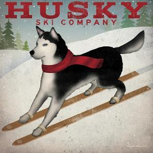 Husky Ski Co by Ryan Fowler