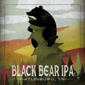 Leaf Peeper Black Bear IPA by Ryan Fowler