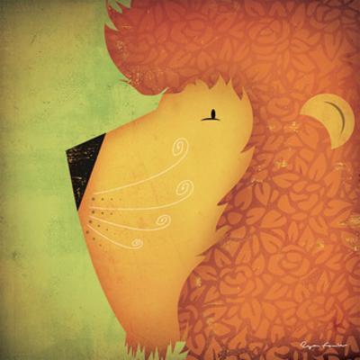 Lion Wow by Ryan Fowler