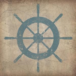 Nautical Shipwheel by Ryan Fowler