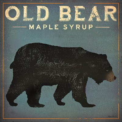 Old Bear by Ryan Fowler