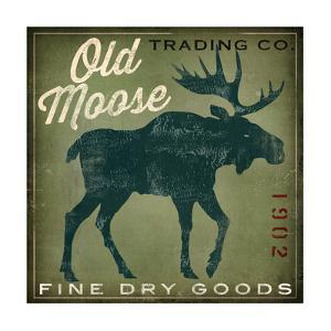 Old Moose Trading Co. - green by Ryan Fowler
