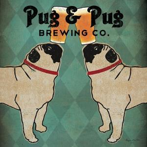 Pug and Pug Brewing Square by Ryan Fowler