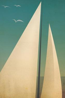 Sails I by Ryan Fowler