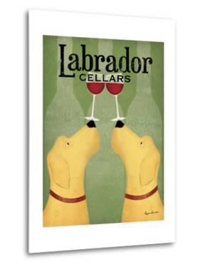 Two Labrador Wine Dogs by Ryan Fowler