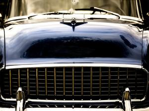 Classic Blue I by Ryan Hartson-Weddle