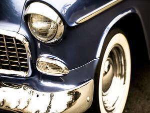Classic Blue II by Ryan Hartson-Weddle