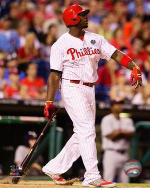 Ryan Howard 2014 Action