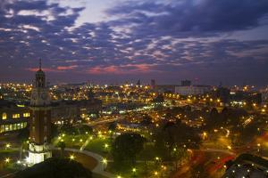 Buenos Aires Skyline at Dusk by Ryan Murphy