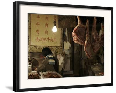A Chineese Butcher by Ryan Ross