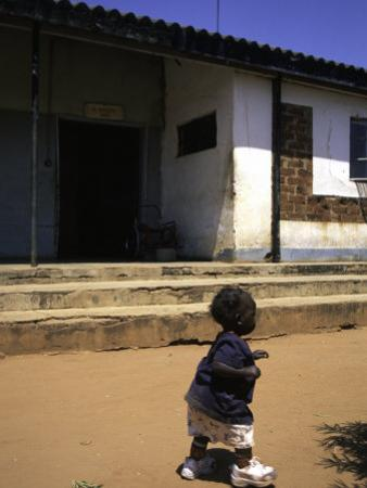 Child in South Africa by Ryan Ross