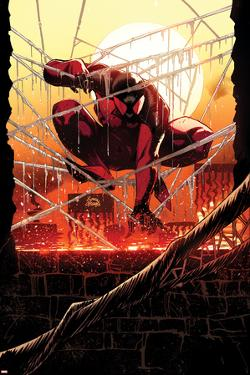 Scarlet Spider #12.1 Cover: Scarlet Spider by Ryan Stegman