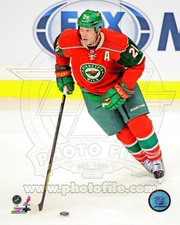 Ryan Suter 2012-13 Action