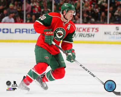 Ryan Suter 2014-15 Action