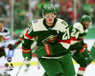 Ryan Suter 2016 NHL Stadium Series