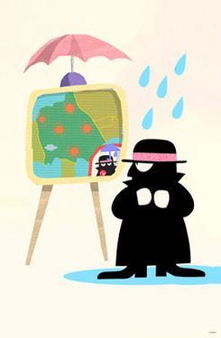 Rainman Weather Forecast by Ryo Takagi
