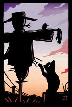 Scarecrow by Ryo Takagi