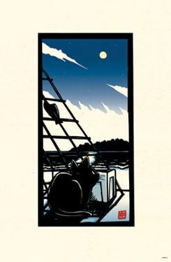 Seaside Moon by Ryo Takagi