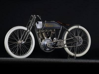1914 Harley Davidson Board Track Racer