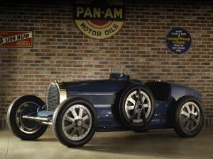 1923 Bugatti Type 35b Crosthwaite - Gardner by S. Clay