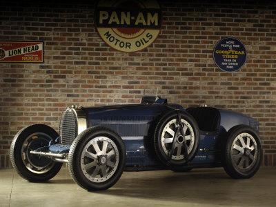 1923 Bugatti Type 35b Crosthwaite - Gardner