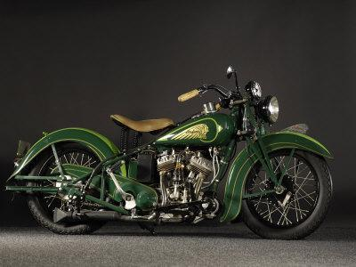 1937 Indian Sport Scout