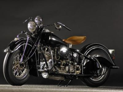 1940 Indian Four IOE Inline Four by S. Clay