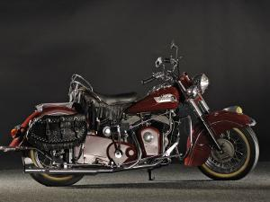 1953 Indian Roadmaster Chief by S^ Clay
