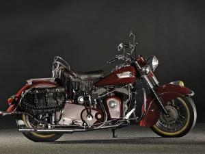 1953 Indian Roadmaster Chief by S. Clay