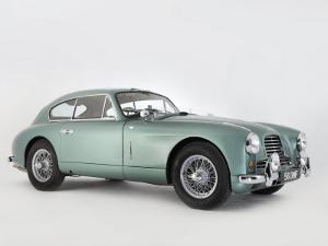 1956 Aston Martin DB2-4 by S. Clay