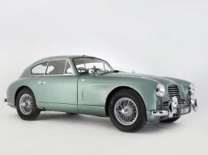1956 Aston Martin DB2-4 by S. Clay