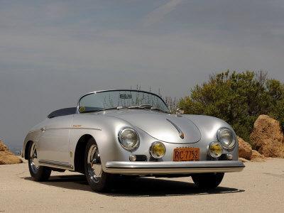 1958 Porsche Speedster 356 1600 Super