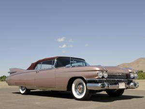 1959 Cadillac Eldorado Convertible by S. Clay