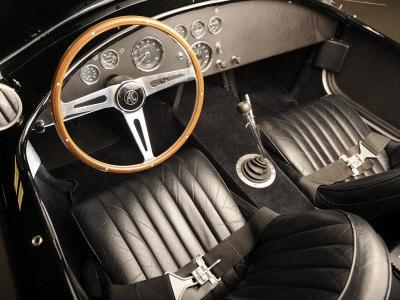 1966 AC Cobra 427 Interior