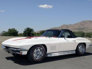 1967 Chevrolet Corvette CV 427 by S. Clay