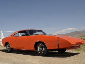 1969 Dodge Charger Daytona 440 by S. Clay
