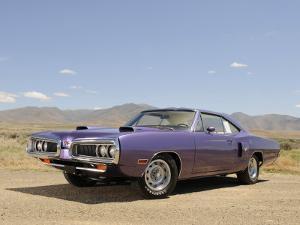 1970 Dodge Coronet HEMI RT by S. Clay