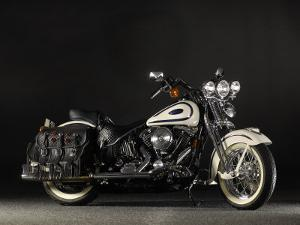 2005 Harley Davidson Soft Tail Springer by S^ Clay