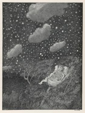 Hush-A-Bye Baby on the Tree Top by S.h. Sime